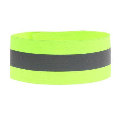 Reflective Wrist Arm Band Elastic Running Jogging Walking Biking Safety Gear