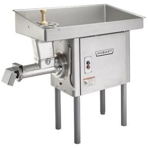 Used Hobart Meat Grinder - 5 horsepower, Model 4146