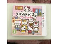 Hello Kitty Nintendo3DS