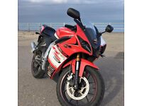 Rieju RS3 50 2015 - FSH, Best 16 yr old 50cc learner motorbike!