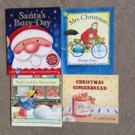 Children's Christmas Story Books