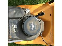 Petrol lawn mower in good working order. Collection only from Emneth .