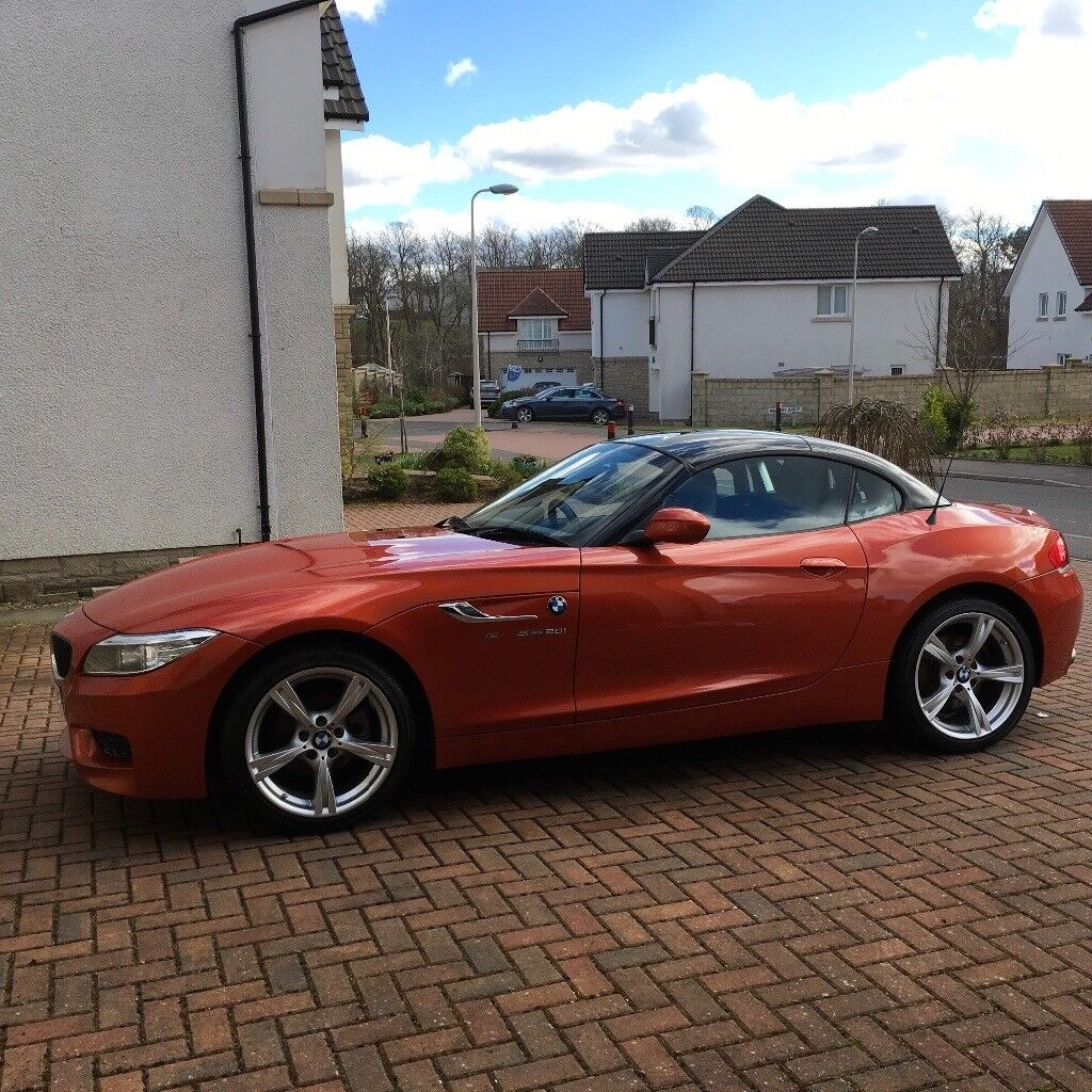 Bmw Z4m Sport Immaculate 1 Owner From New Full Service