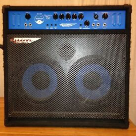 ASHDOWN Electric Blue 150 Bass Amplifier
