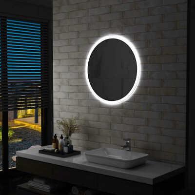 vidaXL Espejo de Baño con LED 70 cm de Aumento Maquillaje de...