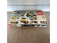 Vintage Lego Box