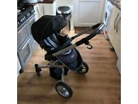 Graco symbio travel system