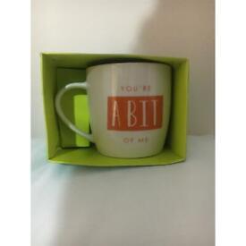 Your a bit of me mug