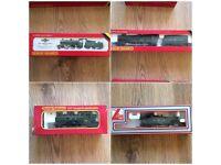 Model railway collection. Hornby, Lima, wrenn