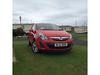 2014 vaxhaull corsa, 30000 miles, due first Mot August 2017 taxed untill 28/08/16 (£20p/y) £5550