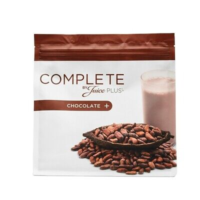 COMPLETE BY JUICE PLUS CHOCOLATE SHAKE 6 BUSTE scadenza 2022