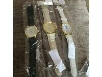 Brand-new watches