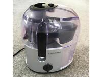Cookworks Juicer - Heathy Drinks Fruit / Veg - Fully Working & Clean! £10