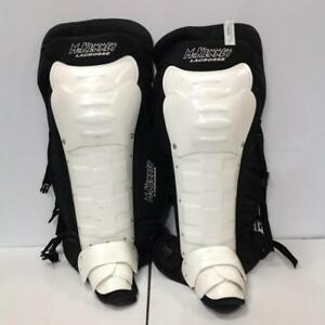 Mckenney Lacrosse Goalie Leg Guards (Worth $259 NEW)-Previously Owned (SKU: 741JWL)