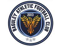 Sunday League football team recruiting - South Manchester-based team
