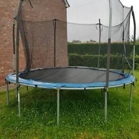 12ft Skywalker trampoline