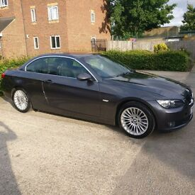 BMW 3 SERIES 320i Convertible 83,000 miles