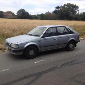 Mazda 323 1.5 auto 1988