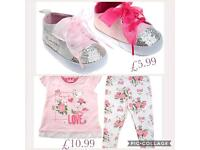 Woman's and baby girls clothing!