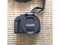Canon EOS 600D / Rebel T3i 18.0 MP Digital SLR Camera + LENS + BAG