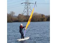 Try Windsurfing ?
