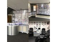 Experienced Tattoo Artist Wanted - Doncaster