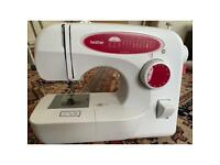 Brother XL-2220NT sewing machine (hardly used)