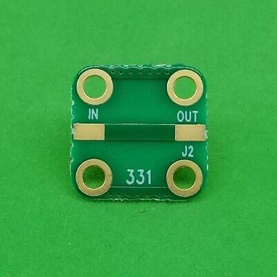 Develop Pcb Ro4350 Microstrip 916x916x0.03 68mil Trace