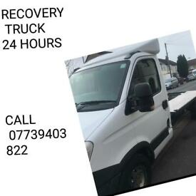 Breakdown recovery