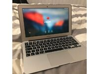 """Apple MacBook Air 11"""" (Early 2014) - Core i5 1.4GHz, 4GB RAM, 128GB SSD (NO CHARGER)"""