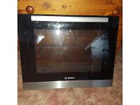 Oven door for Bosch HBA series
