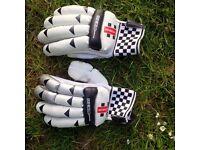 Batting Gloves - Gray Nicolls size 8-12yrs