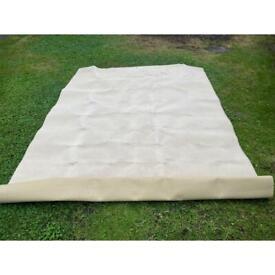 Cream Carpet Excellent Condition + Underlay