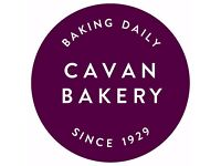 Cavan Bakery - Retail Area Manager (Maternity Cover)