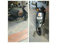 Piaggio typhoon 125/not nrg/gilera/dna/cbf/zip/ktm