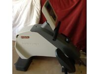 Tunturi rowing machine hardly used.