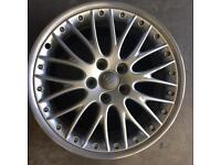 "Only one audi alloy wheel 18 "" for sale £140 call 07860431401"