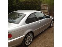 Reduced BMW 318ci