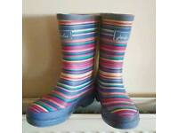Wellies: Joules kids