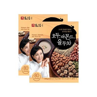 [DAMTUH] Walnut Almond Adlay Tea 80T+ 80T (Total 160T)