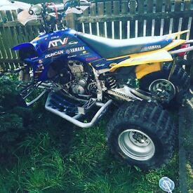 yamaha yzf450 race quad road legal
