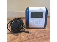 Digital Alarm Clock and iPhone/iPod dock - Excellent condition £12