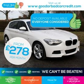 BMW 1 Series 2.0 120d M Sport Sports Hatch xDrive (s/s) 5dr / Drive Away Today!