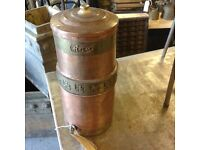 Genuine Indian copper water filter