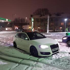 Audi s3 sports back