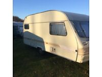4 birth caravan for sale