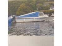 New Price - Predator 160 Boat, Fishing boat, Built 2006 with Evinrude 50hp and Tender.