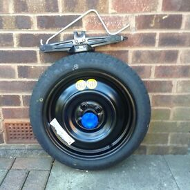 Space saver wheel for Toyota Yaris , never been used