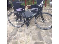 Trek Navigator S200 single speed bike in as new condition with 2 rear cogs inter changeable