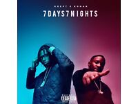 Krept & Konan / Standing / O2 Forum Kentish Town, London / Wednesday 21 March